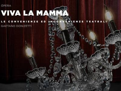 LUIS CANSINO WILL BE MAMMA AGATHA AT THE TEATRO REAL